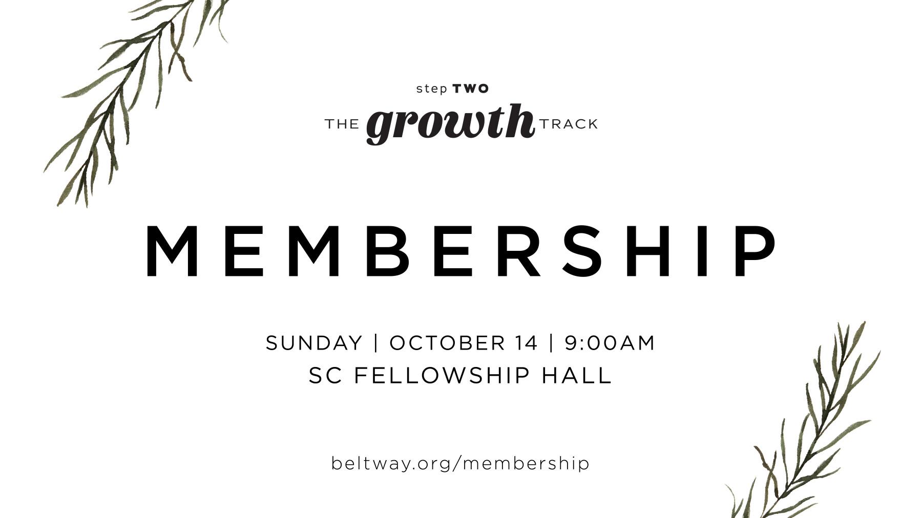 Membership SOUTH