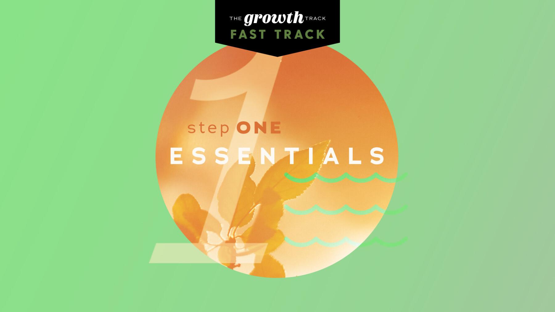 Growth Track   Fast Track: Essentials