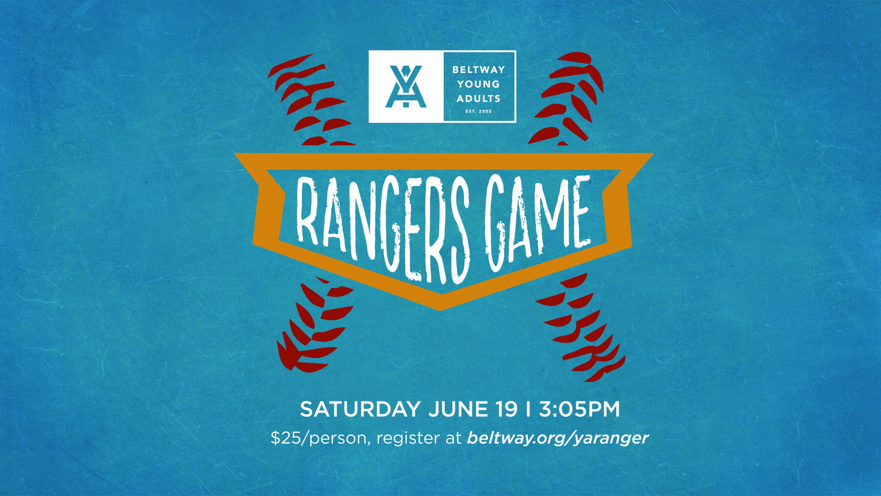 Young Adults: Afternoon at the Ballpark