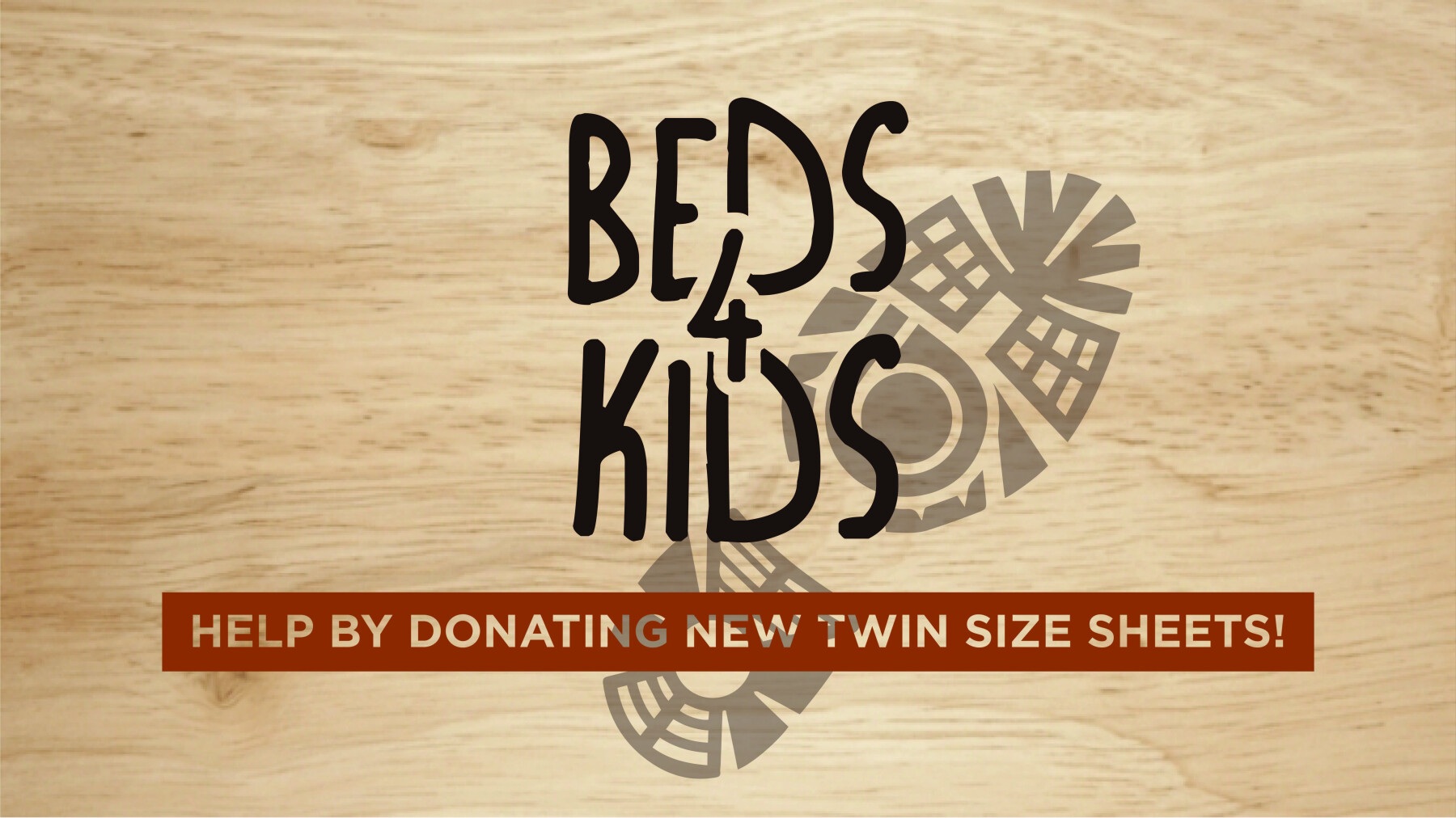 Beds 4 Kids: New Twin Sheet Donations