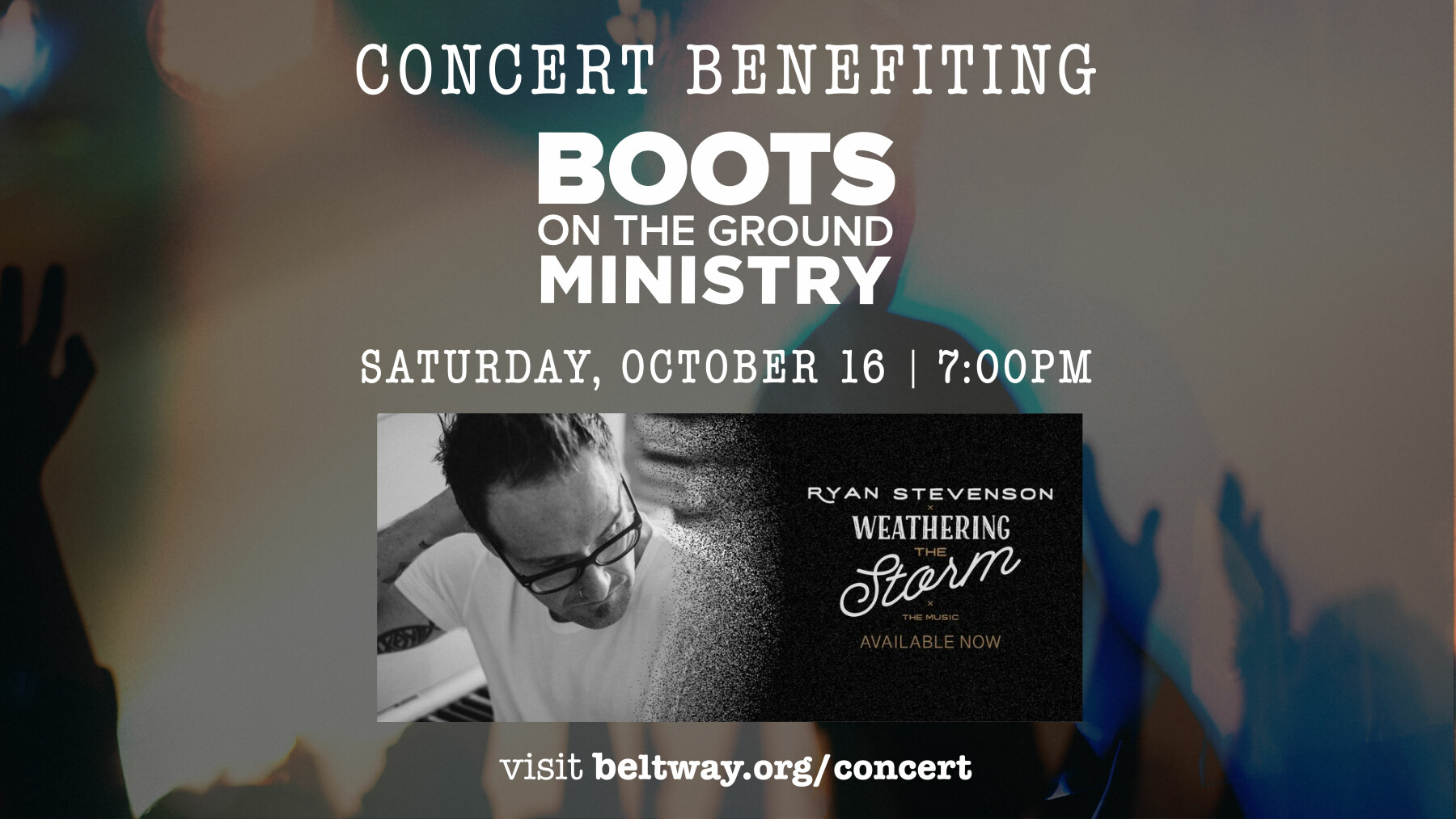 Concert Benefiting Boots on the Ground